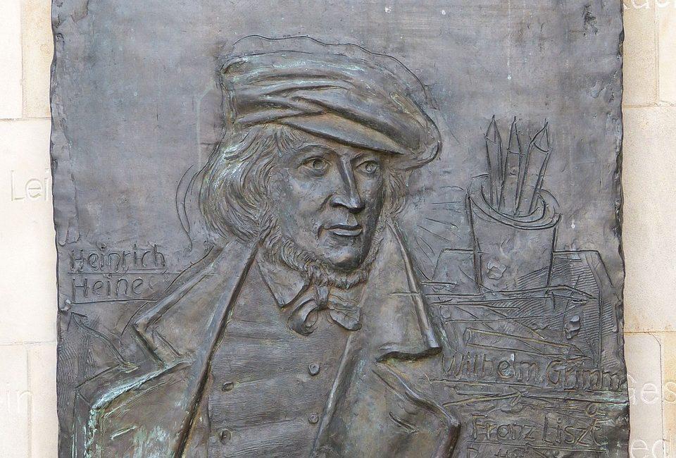 """Heinrich Heine """"Über die Deutschen"""""""