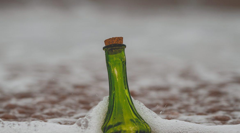 """""""Der Flaschengeist"""" von Florian Maechler"""