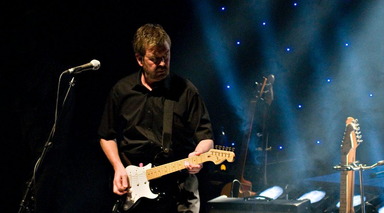 """Eric Clapton über seine Erfahrungen mit der Corona Impfung und """"The Rebels"""""""