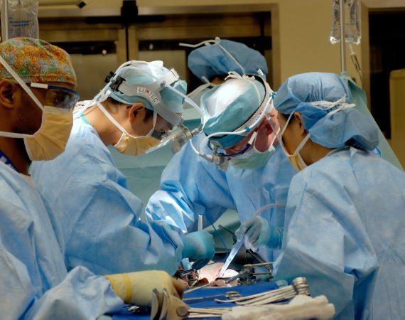 Intensivbetten in Deutschland - nur 4 Prozent durch Corona-Patienten belegt