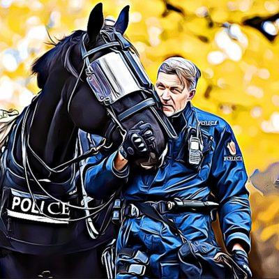 """""""Police for Freedom"""" Eine internationale Polizeibewegung wächst stetig an"""